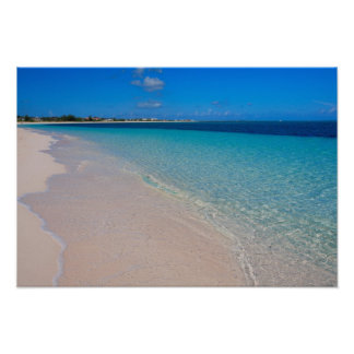 Turks & Caicos Club, Providenciales, Turks & Poster