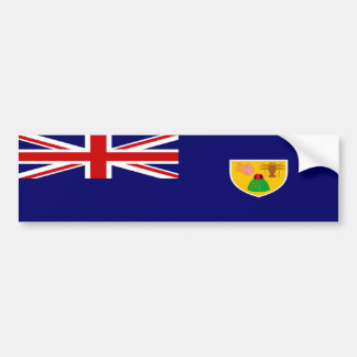 Turks & Caicos Islands Bumper Sticker