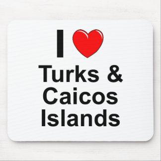 Turks & Caicos Islands Mouse Pad