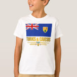Turks & Caicos Pride Apparel T-Shirt