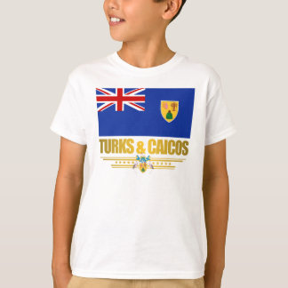 Turks & Caicos Pride Apparel T-Shirt