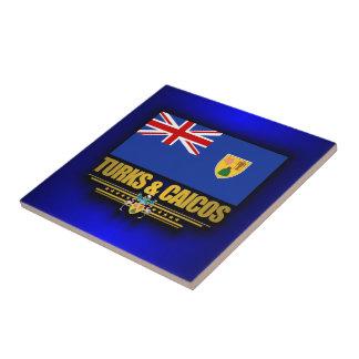 Turks & Caicos Pride Ceramic Tile