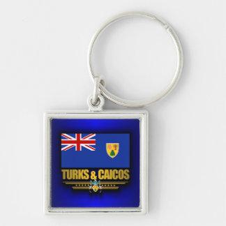 Turks & Caicos Pride Key Chains