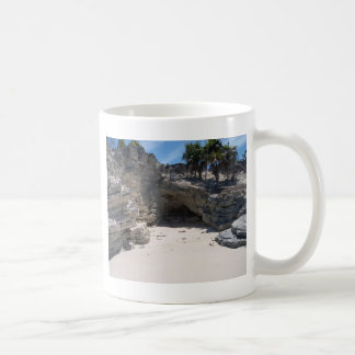 Turks_Caicos Rocky Beach.jpg Coffee Mug