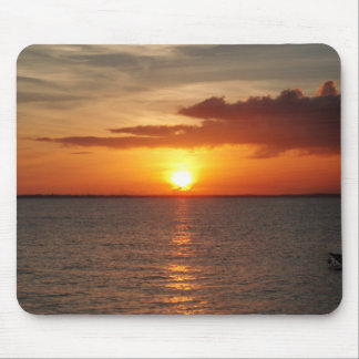 Turks & Caicos sunset Mouse Pad