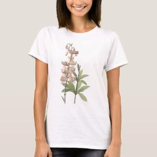 Turk's-cap lily(Lilium martagon) by Redouté T-Shirt