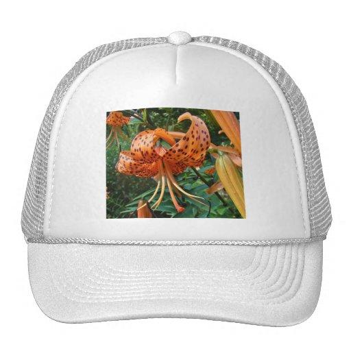 Turk's Cap Lily Wildflower Mesh Hats