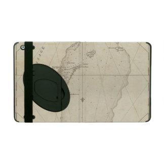 Turks Islands iPad Folio Case
