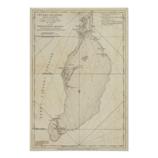Turks Islands Print