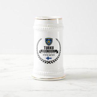 Turku Beer Stein