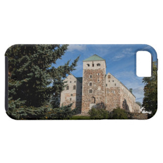 Turku, Finland, ancient Turun Linna Castle, a iPhone 5 Covers