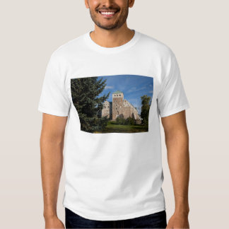 Turku, Finland, ancient Turun Linna Castle, a T Shirt