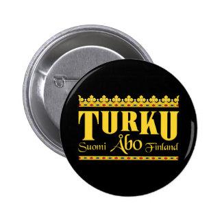 Turku Finland button