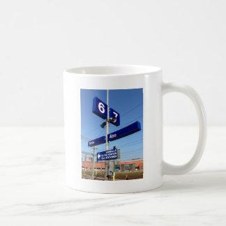 Turku Station in Finland Coffee Mug