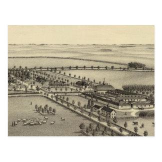 Turlington Farms, Nebraska Postcard