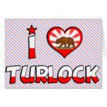 Turlock, CA Card
