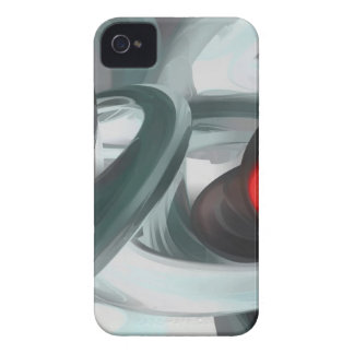 Turmoil Pastel Abstract iPhone 4 Case-Mate Case