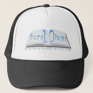 Turn 10 Pages Trucker Hat