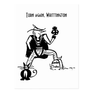 Turn Again, Whittington Postcards