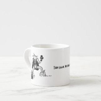 Turn Again, Whittington Espresso Mugs