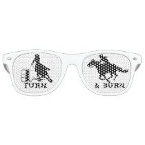 Turn and Burn Cowgirl Barrel Racer Sunglasses