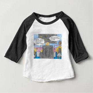 Turn Around Mission Baby T-Shirt