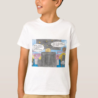 Turn Around Mission T-Shirt