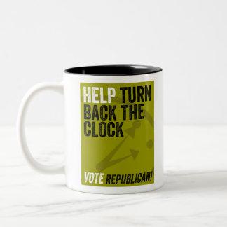 Turn Back the Clock MUG