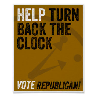 Turn Back the Clock... Poster