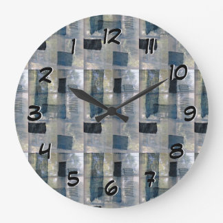 Turn Back the Time Backwards Clock - See Through