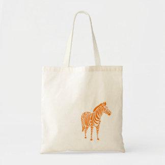 Turn bag with Zebra Africa children child zoo anim