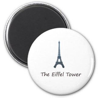 turn eifel 2 inch round magnet