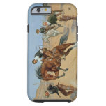 Turn Him Loose, Bill, c.1893 (oil on canvas) Tough iPhone 6 Case