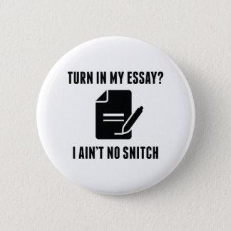 Turn In My Essay? Button