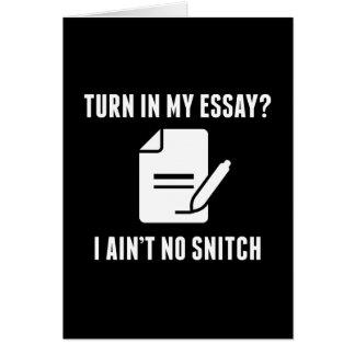 my turn essay contest