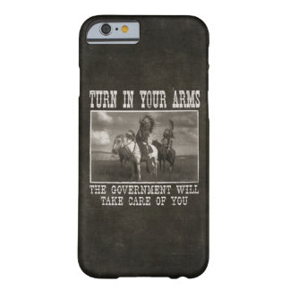 Turn In Your Arms Barely There iPhone 6 Case