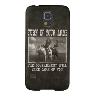 Turn In Your Arms Case For Galaxy S5