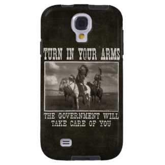 Turn In Your Arms Galaxy S4 Case