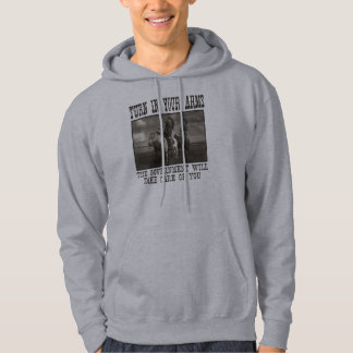 Turn In Your Arms Hoodie