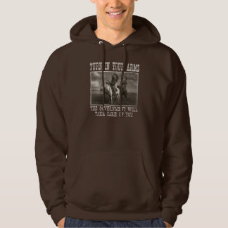 Turn In Your Arms Hoody