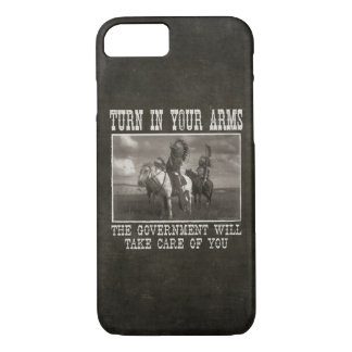 Turn In Your Arms iPhone 8/7 Case