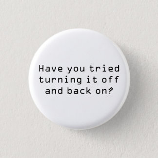 turn it back on pinback button