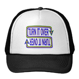 Turn it Over Trucker Hat