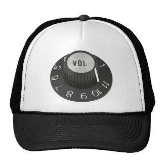 Turn It Up Cap Trucker Hat
