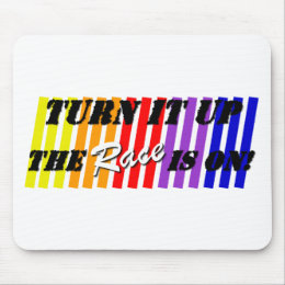 Turn it UP! Mouse Pad