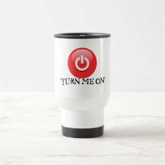 Turn Me On Travel Mug