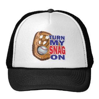Turn My Snag On - Baseball Trucker Hat