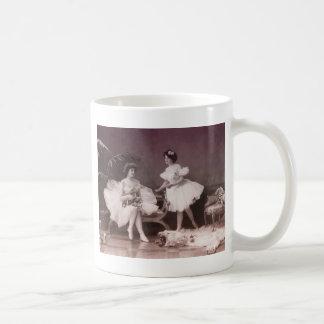 Turn of the Century Ballerinas Coffee Mug
