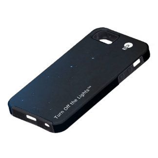 Turn Off the Lights Cover iPhone 5 Cases