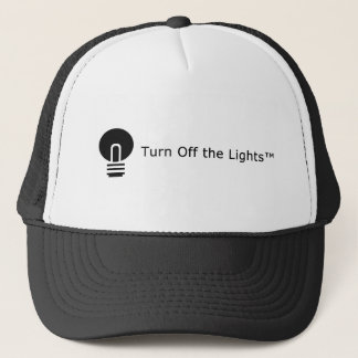 Turn Off the Lights Trucker Hat